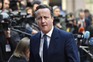 Former Prime Minister David Cameron has been criticised for creating the Brexit problem.