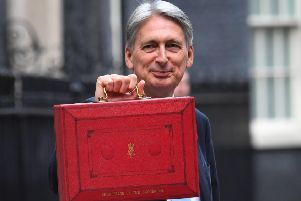 Chancellor Philip Hammond. Picture by PA