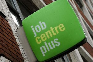 Unemployment has increased in the Jarrow constituency.