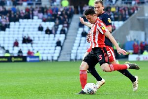 Bryan Oviedo has won his place back in the Sunderland side.