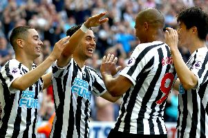 How Newcastle United's players rated against Southampton
