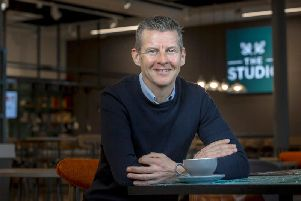 Steve Cram will step down after 11 years in the role.