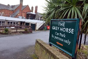 The Grey Horse pub in Whitburn is to become a shop.