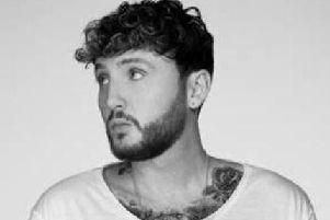 James Arthur has announced a new tour, You: Up Close and Personal, for October.