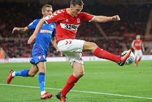 Middlesbrough's Stewart Downing is looking for a new club.