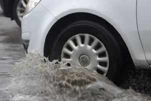 Flood warnings and alerts across Yorkshire as Storm Brian hit region