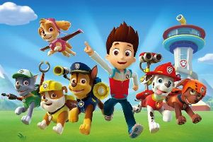Ten Things to do this week - Fathers Day Family Fun Raceday with Paw Patrol