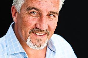 Paul Hollywood promises the bake off will be 'something special' this year