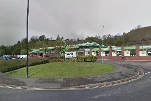 Homebase Sheffield. Picture: Google