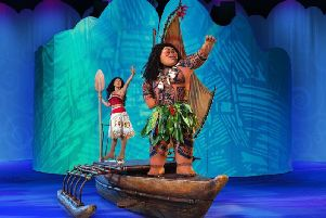 Dream Big with Disney on Ice welcomes Moana debut