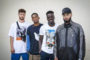 X-Factor's Rak-Su to perform at Meadowhall's Christmas Live