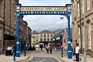 Huddersfield topped the list of worst places to live in England in 2018