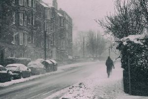 The weather in Sheffield is set to be wintry today, as forecasters predict icy conditions, below freezing temperatures and snow