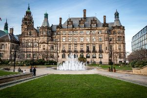 The weather in Sheffield is set to be dull today, as forecasters predict cloud throughout most of the day.