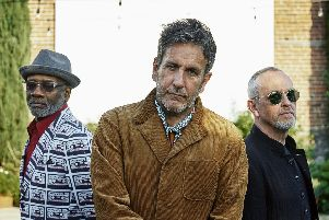 The Specials - still relevant forty years on.
