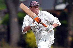 Paul Cooper made 115 for Heckmondwike and Carlinghow.