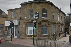 The site of the former NatWest Bank in Cleckheaton