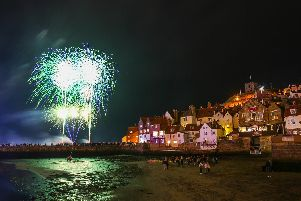 Fireworks are popular in the UK
