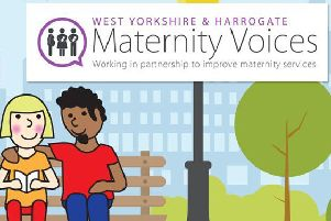 New website gives West Yorkshire and Harrogate mums a voice in development of local maternity services