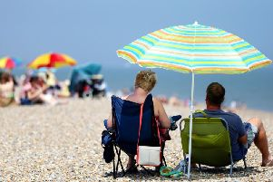 Yorkshire could be set for record temperatures this Bank Holiday weekend.