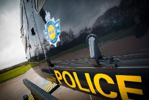 National Police Air Service helicopters are registered to West Yorkshire's police and crime commissioner.