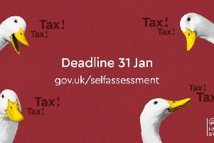 Taxpayers have just one week left to file their tax returns