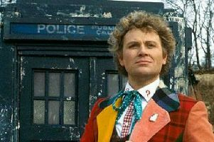 Former Doctor Who and his assistant reunite for Comic-Con event