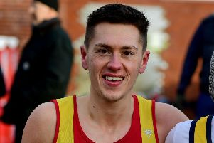 Joe Sagar is among the favourites to win Sunday's Liversedge half marathon.