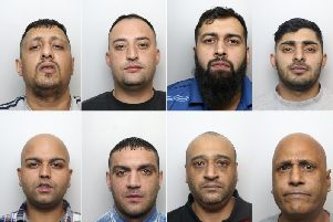 Nine Bradford men have been jailed for raping and sexually abusing two young girls. Photo credit: West Yorkshire Police