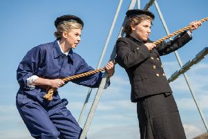 In praise of wartime WRNS