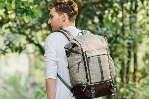 Moshi Captus Rolltop Backpack