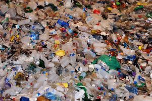 RUBBISH: Kirklees recycled or composted 47,530 tonnes of all waste.