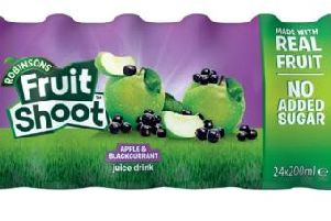 The product was sold as multipacks in Tesco and Costco and as single bottles in McDonalds.