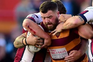 James Samme scored a brace of tries as Dewsbury Moor won 38-24 away to Skirlaugh in NCL Division One.