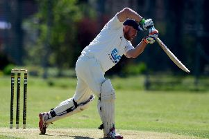 Eric Austin top scored with 48 as Birstall booked their place in the Jack Hampshire Cup semi-final with a 22-run victory over Conference leaders Great Preston last Sunday. Picture: Paul Butterfield