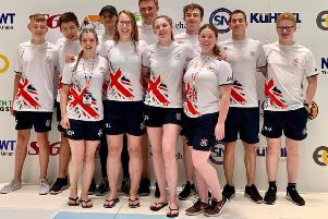 Yorkshire based under water hockey players, who train in Batley, have been selected to represent Great Britain at the World Championships in Sheffield.
