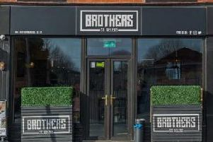 Brothers Burgers in St Helens