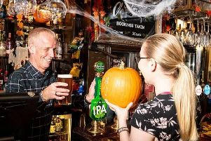 Forget apple pay, its all about pumpkin pay!