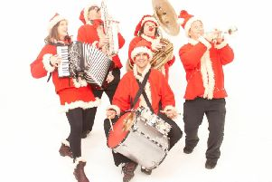 On Saturday, November 30, the centre will come alive with festive entertainers