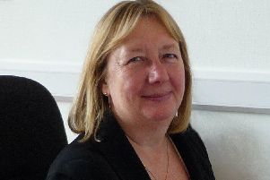 Stephensons Solicitors chairwoman Ann Harrison