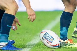 The Rugby Football Leagues Laws Committee has approved a subtle change  surrounding the policing of play-the-balls in the 2020 season. Picture: SWpix