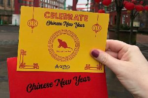 Celebrate the Chines New Year with Arriva