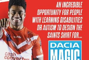 Chance to designs Saints' Magic Weekend shirt for 2020