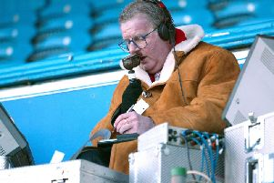 Long-serving football commentator John Motson will end his 50-year association with the BBC