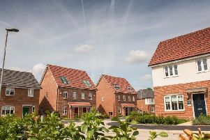 Some of the style of homes which can be expected at the former Prysmian site in Prescot, courtesy of Countryside