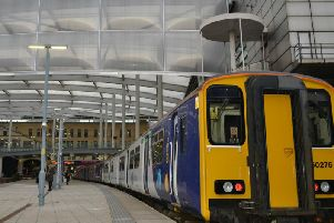 Northern have released a limited timetable around strike action taking place later this month.