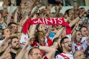 St Helens v Wigan blockbuster to open new season?