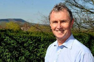 Nigel Evans MP tweeted late last night hinting at the leadership contest to follow