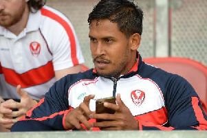 Ben Barba, the reigning man of steel, has been sacked by his new club