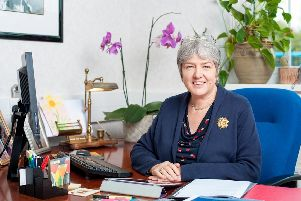 Police and crime commissioner Jane Kennedy